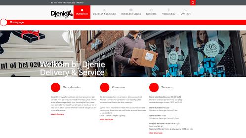 Djenie Delivery & Service