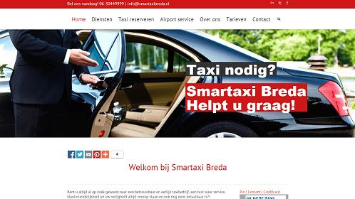 Smartaxi Breda