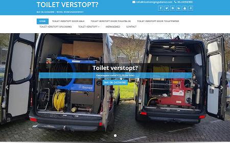 toilet verstopt 30 pro