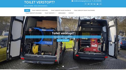 Toilet Verstopt