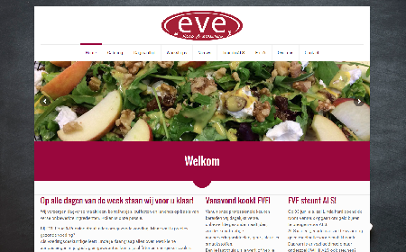 eve food and running website